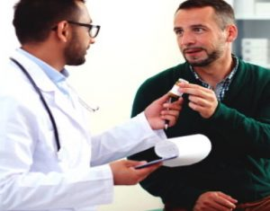 Would I need to see a doctor when claiming for personal injury guide