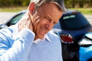 Neck and lower back pain after a car accident