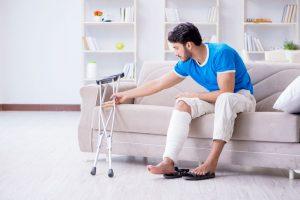 how much compensation for a broken leg